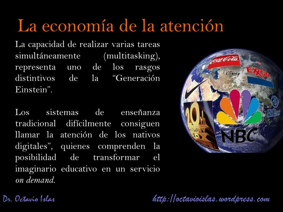 La economía de la atención