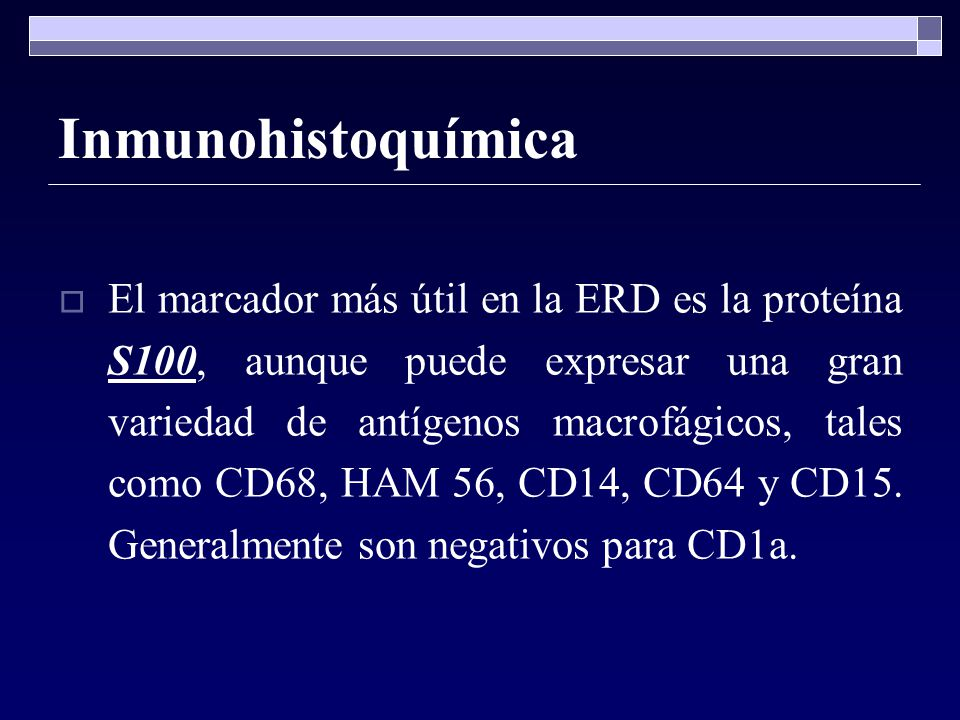 Inmunohistoquímica
