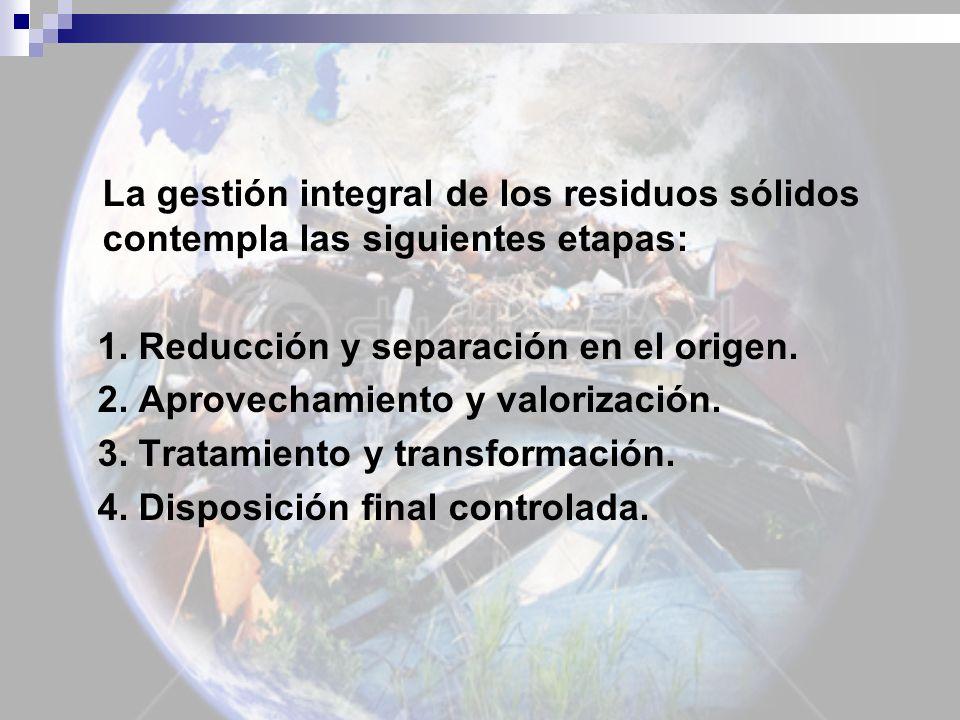 1. Reducción y separación en el origen.
