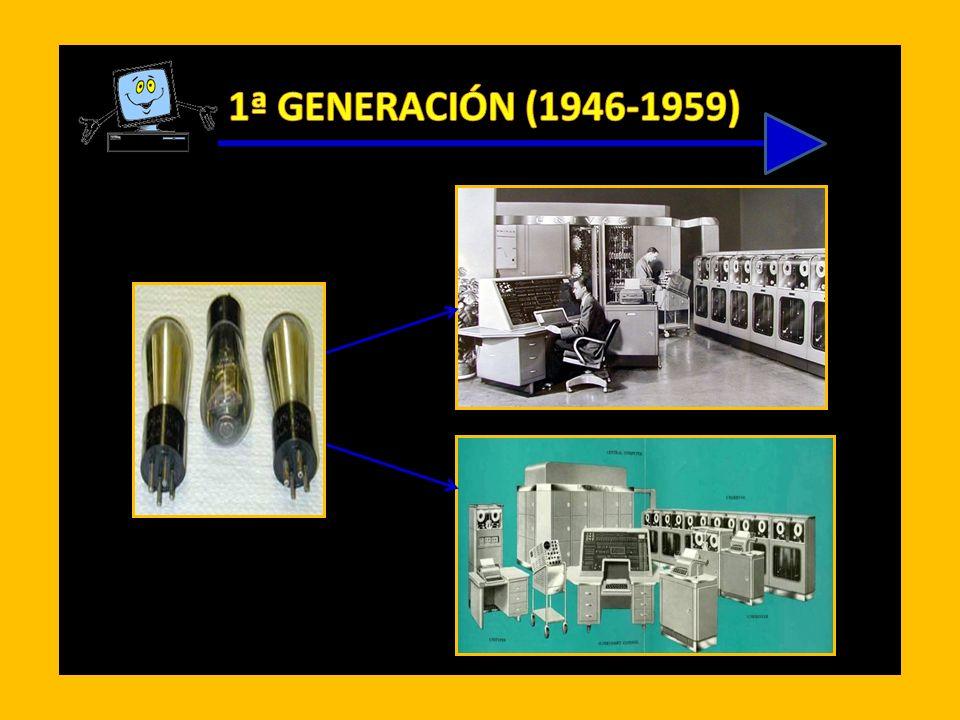 1ª GENERACIÓN (1946-1959)