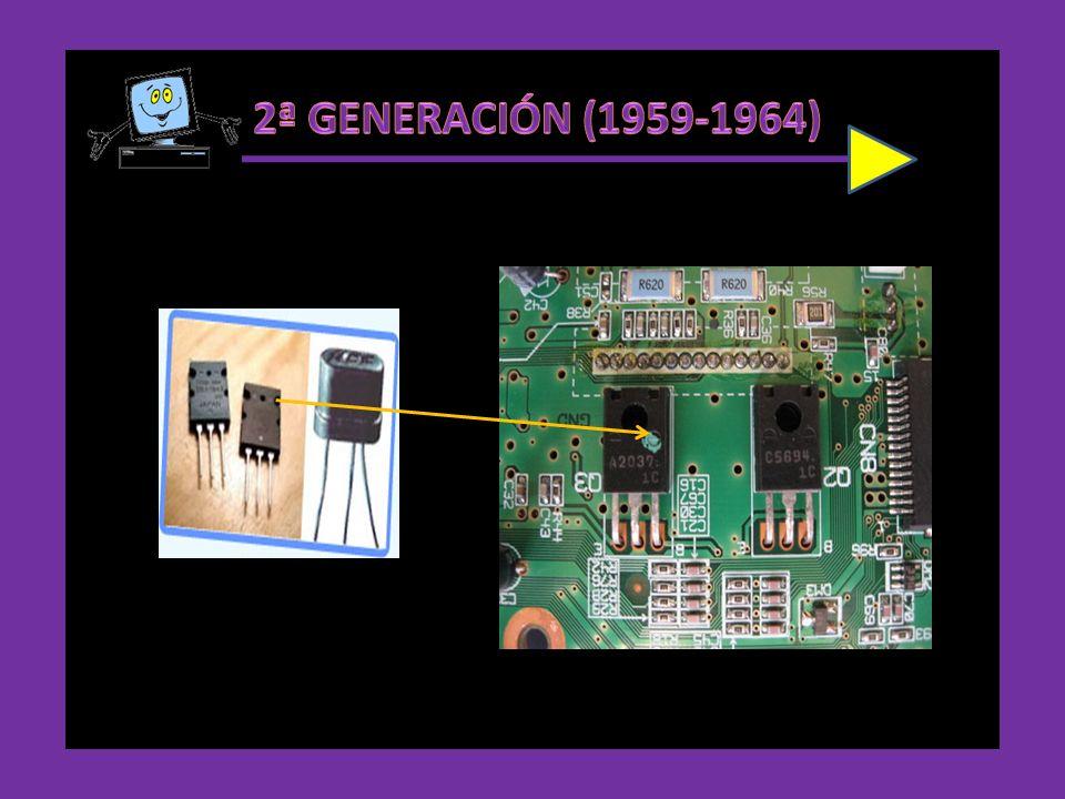 2ª GENERACIÓN (1959-1964)