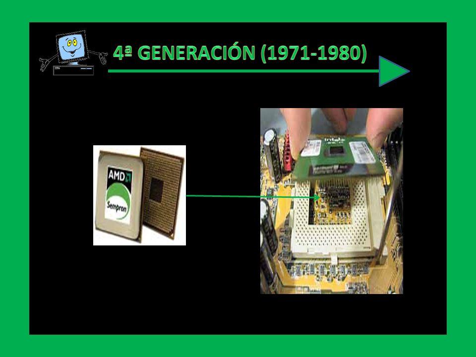 4ª GENERACIÓN (1971-1980)