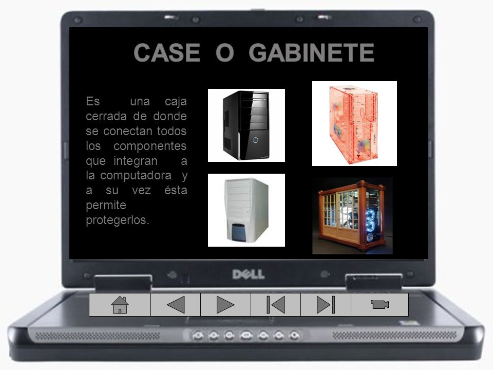 CASE O GABINETE