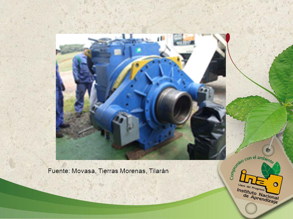 Fuente: Movasa, Tierras Morenas, Tilarán