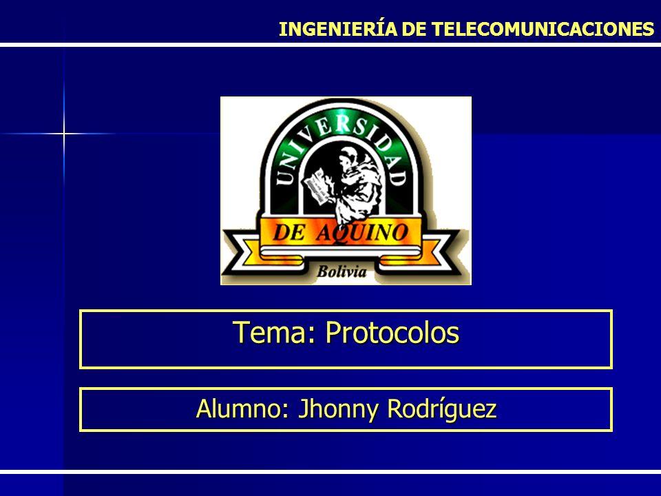 Alumno: Jhonny Rodríguez