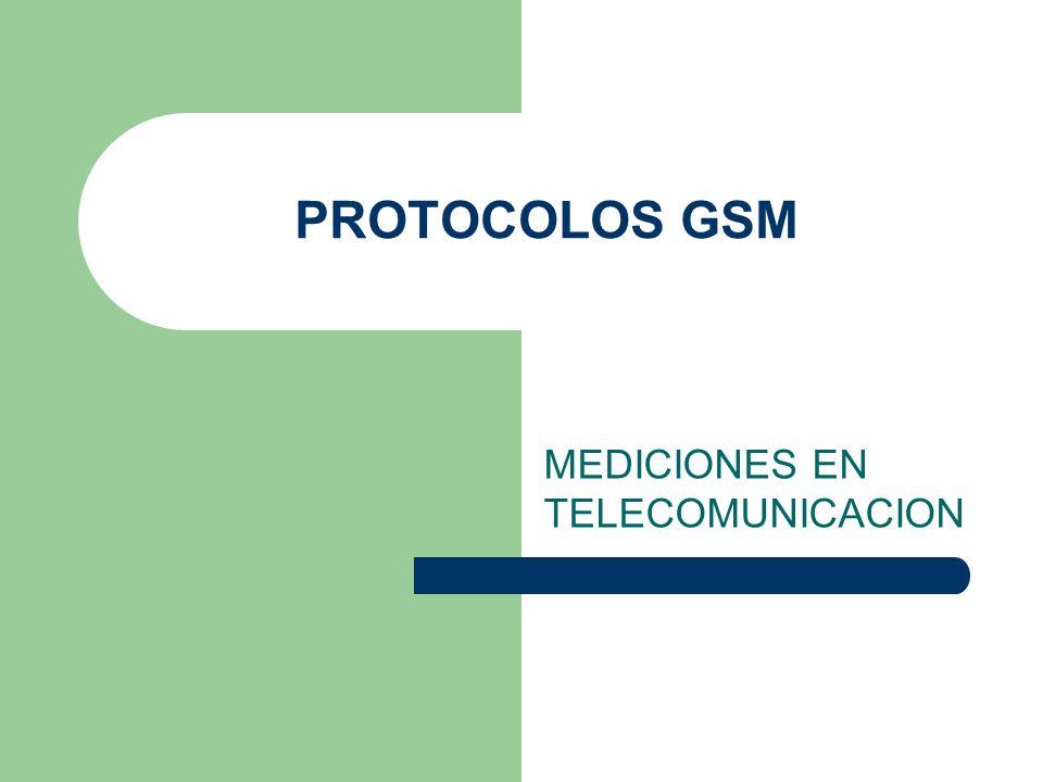 MEDICIONES EN TELECOMUNICACION
