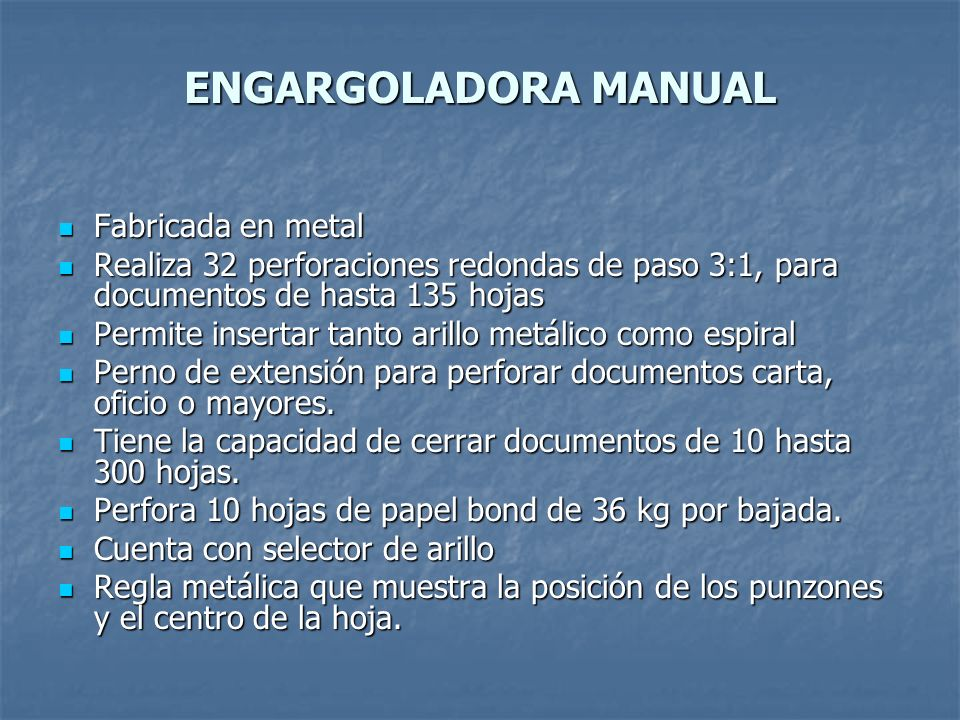 ENGARGOLADORA MANUAL Fabricada en metal