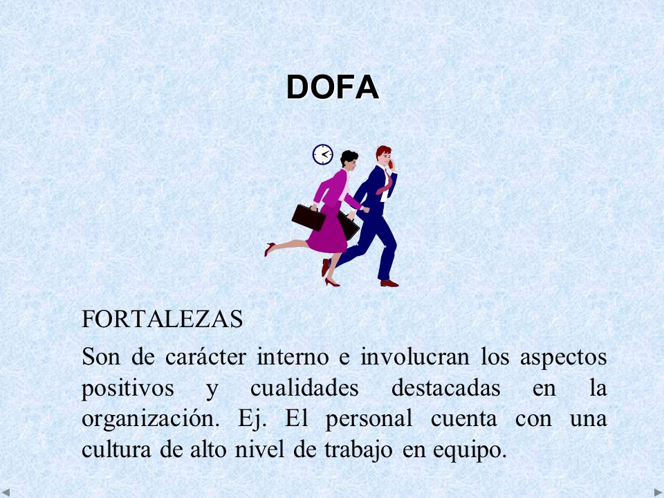 DOFA FORTALEZAS.