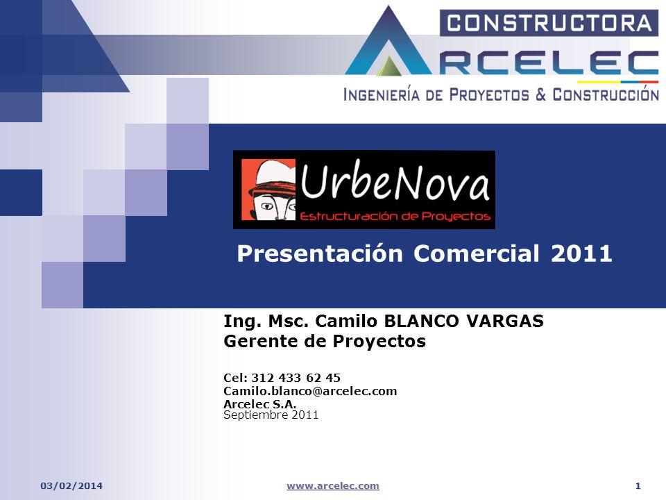 Presentación Comercial 2011