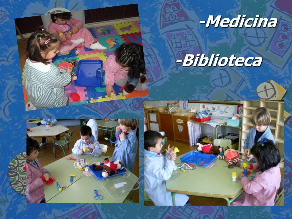 -Medicina -Biblioteca