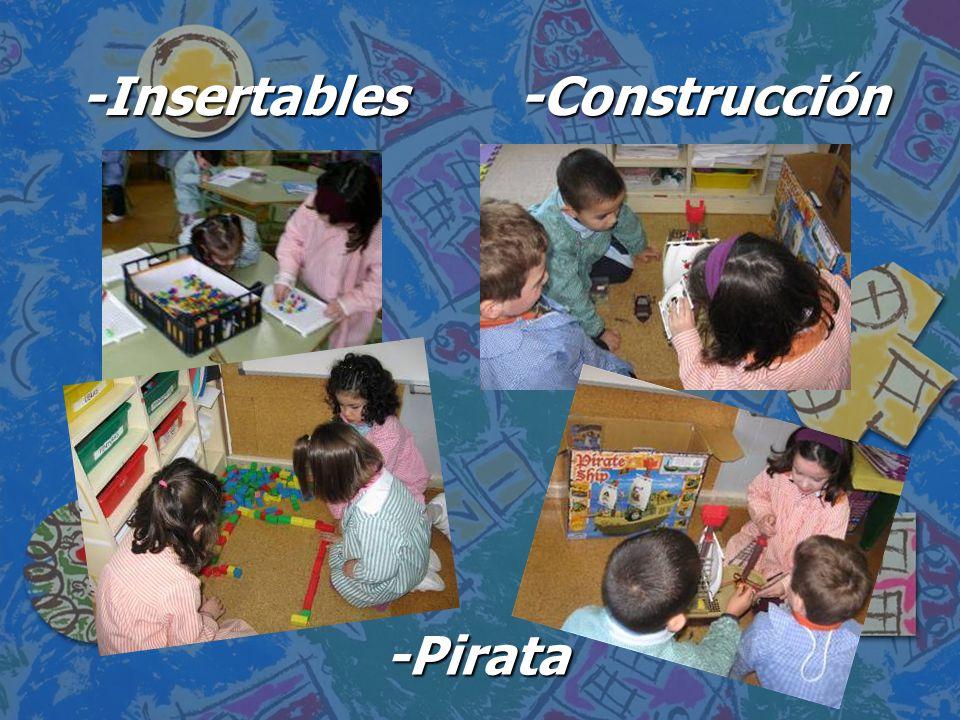 -Insertables -Construcción