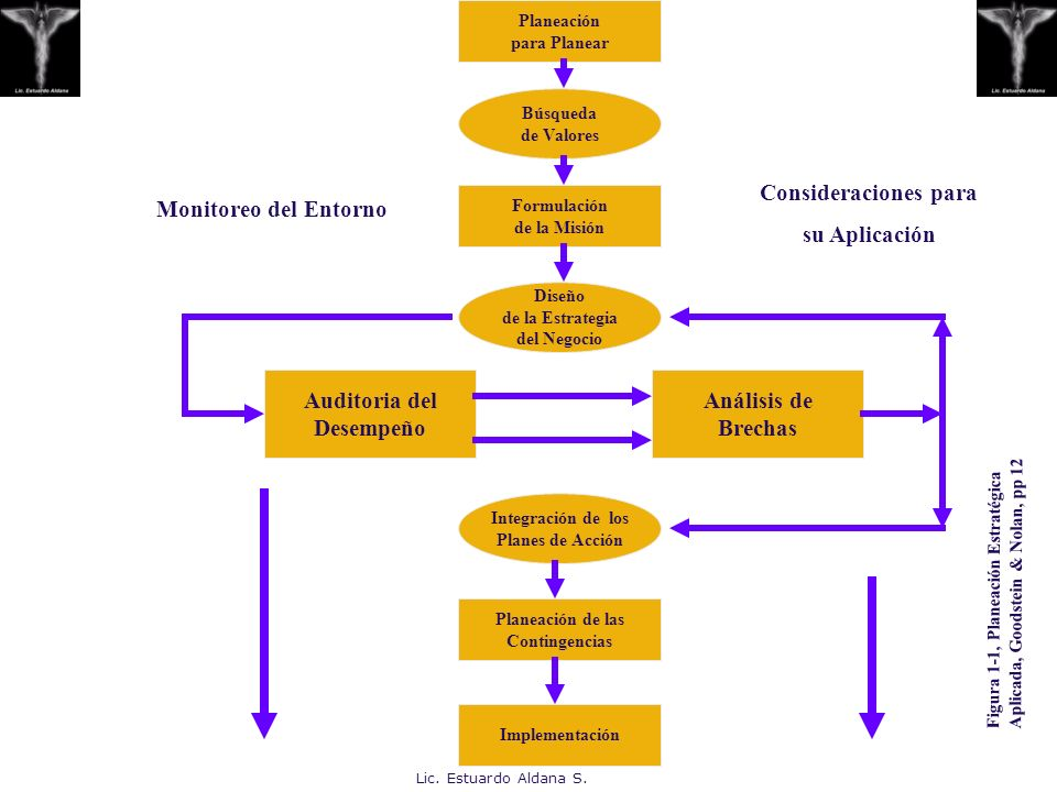 Consideraciones para su Aplicación Monitoreo del Entorno Auditoria del