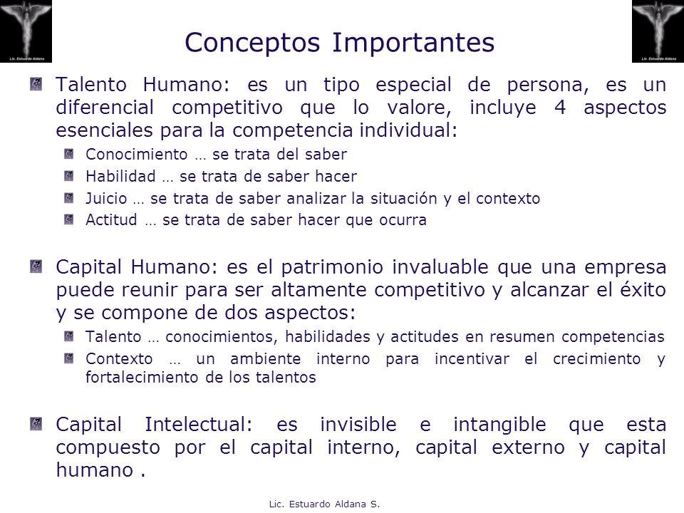 Conceptos Importantes