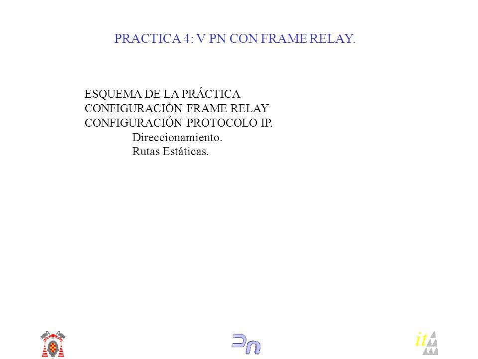 PRACTICA 4: V PN CON FRAME RELAY.