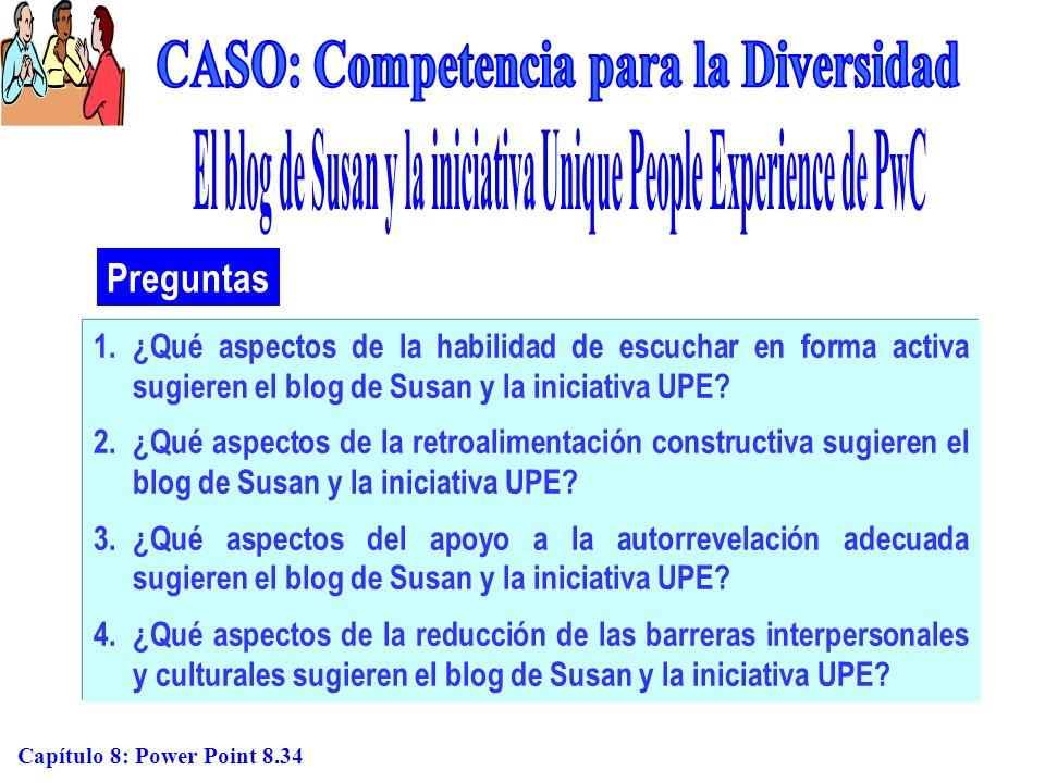 CASO: Competencia para la Diversidad