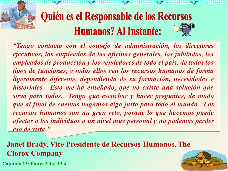 Quién es el Responsable de los Recursos