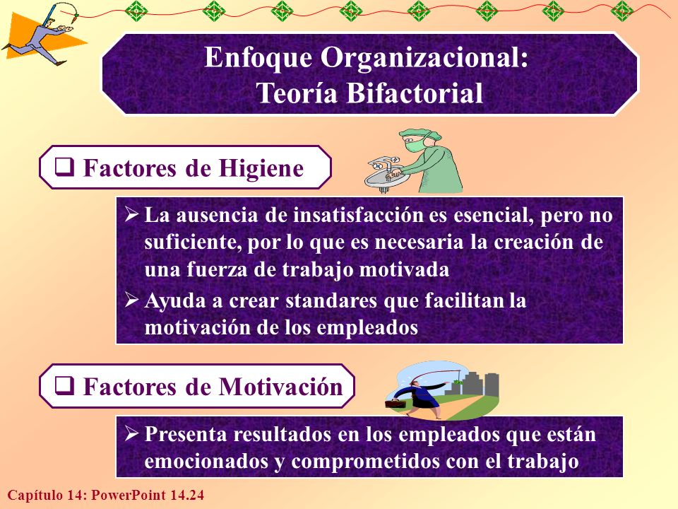 Enfoque Organizacional: