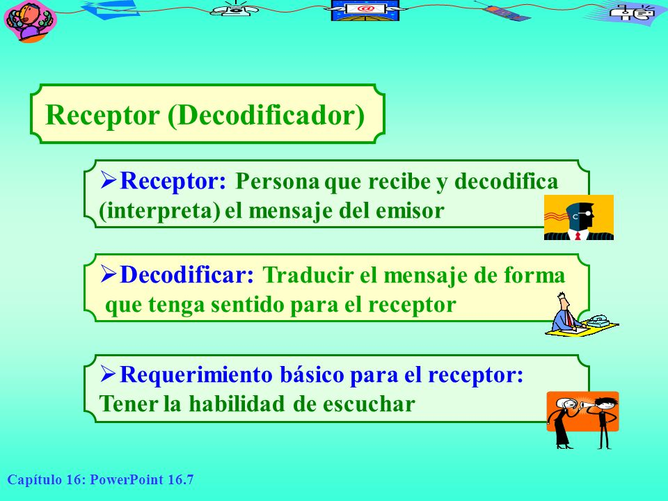 Receptor (Decodificador)