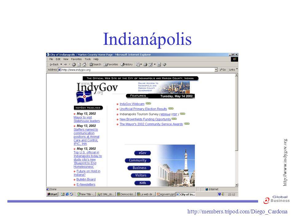 Indianápolis http://www.indygov.org