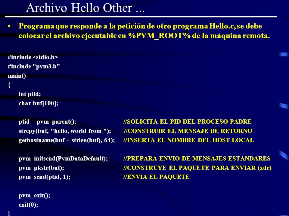Archivo Hello Other ...