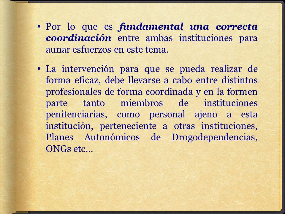 Por lo que es fundamental una correcta coordinación entre ambas instituciones para aunar esfuerzos en este tema.