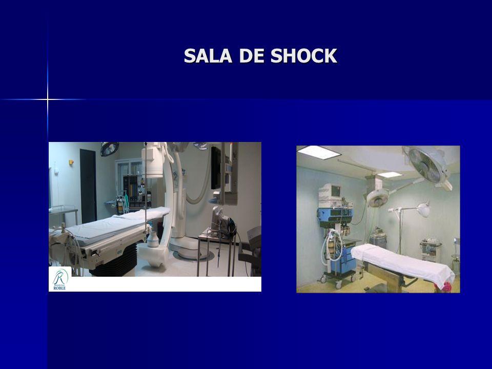 SALA DE SHOCK