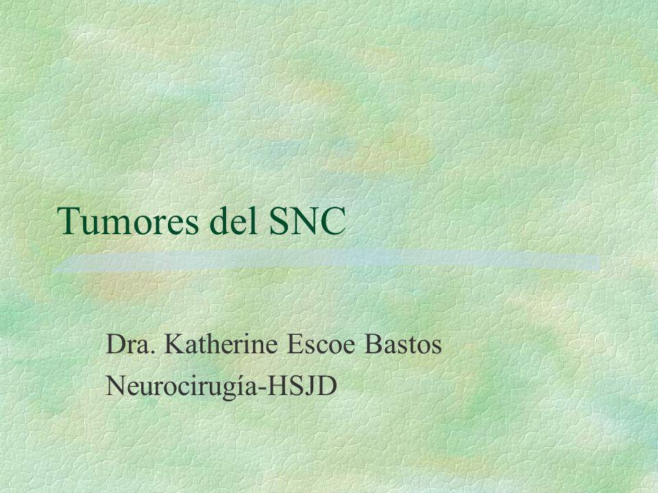 Dra. Katherine Escoe Bastos Neurocirugía-HSJD