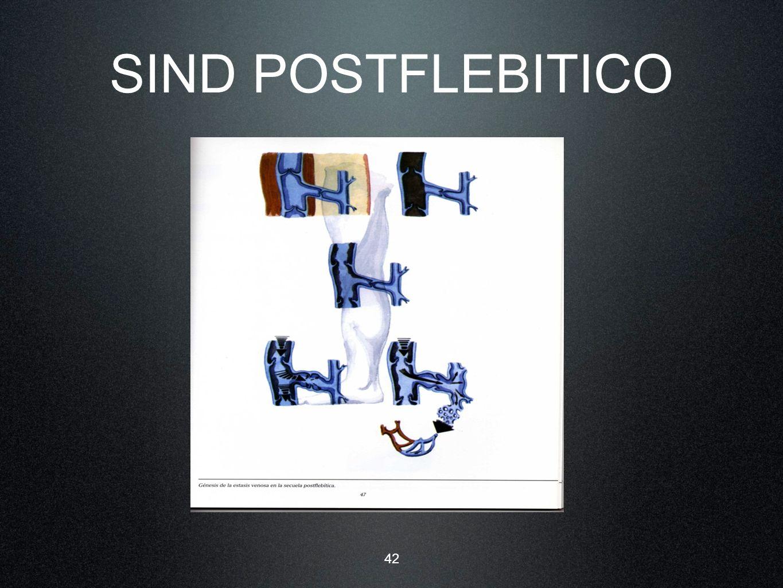 SIND POSTFLEBITICO