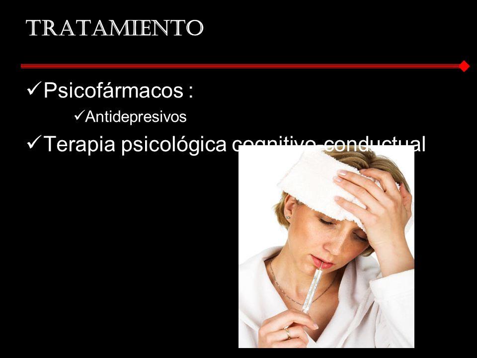 Terapia psicológica cognitivo-conductual