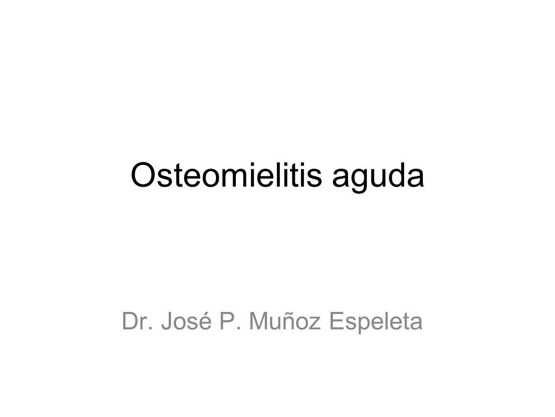 Dr. José P. Muñoz Espeleta