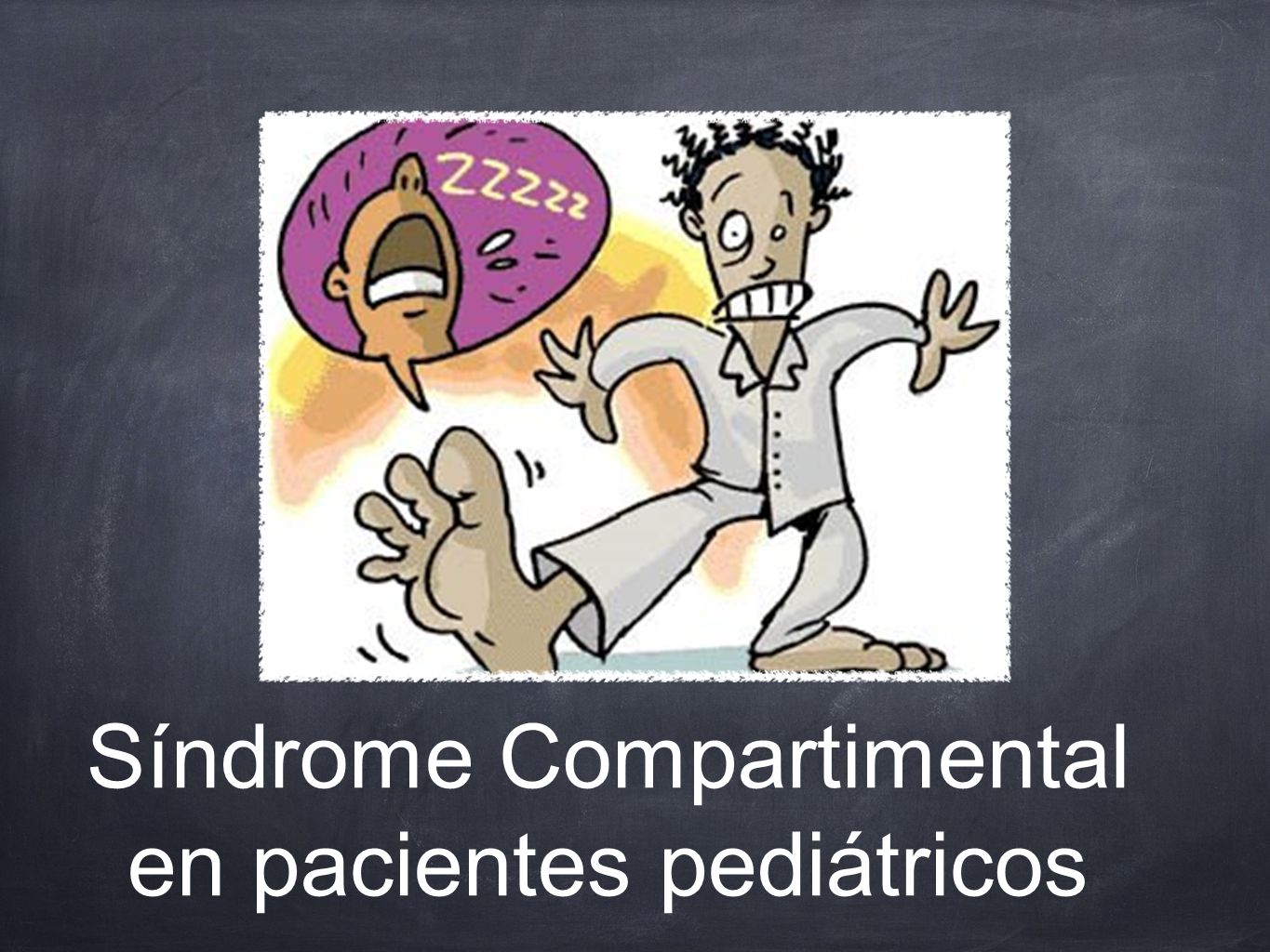 Síndrome Compartimental en pacientes pediátricos