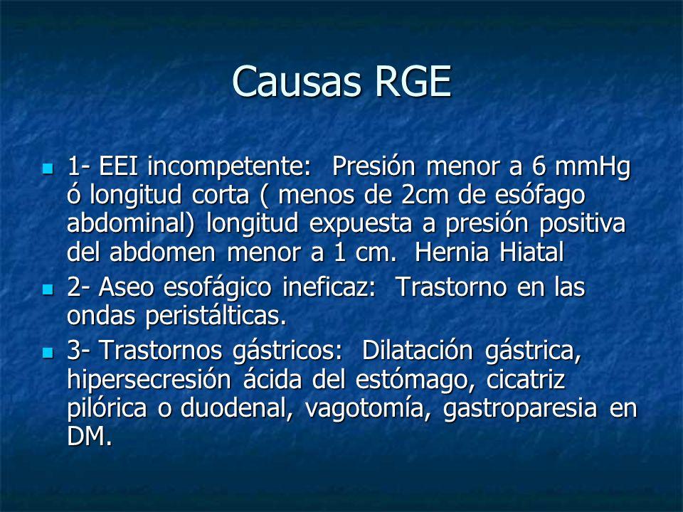 Causas RGE