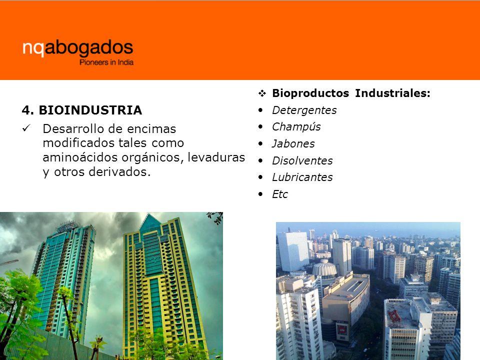 Bioproductos Industriales: