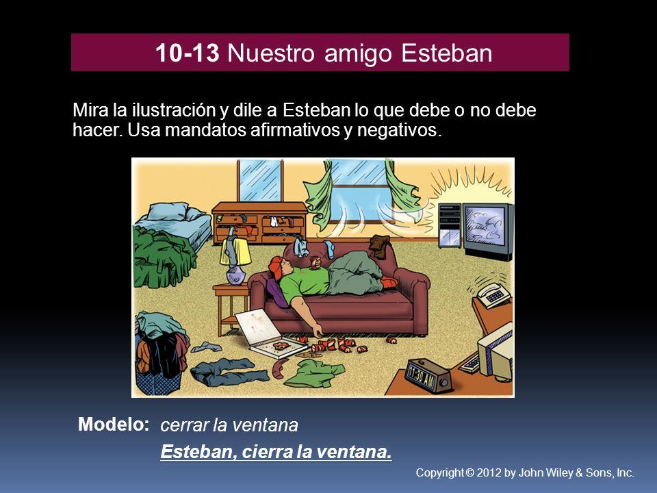 10-13 Nuestro amigo Esteban
