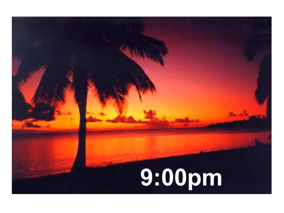 9:00pm