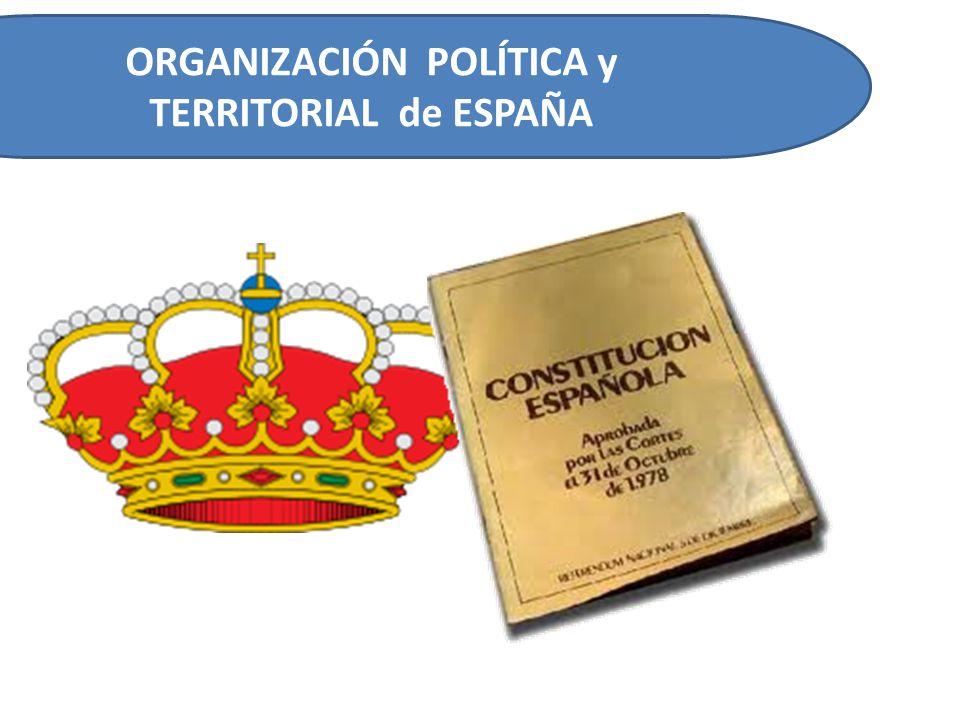 ORGANIZACIÓN POLÍTICA y