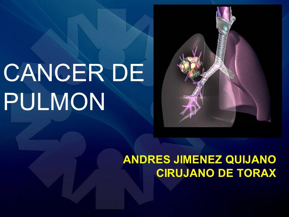 ANDRES JIMENEZ QUIJANO CIRUJANO DE TORAX