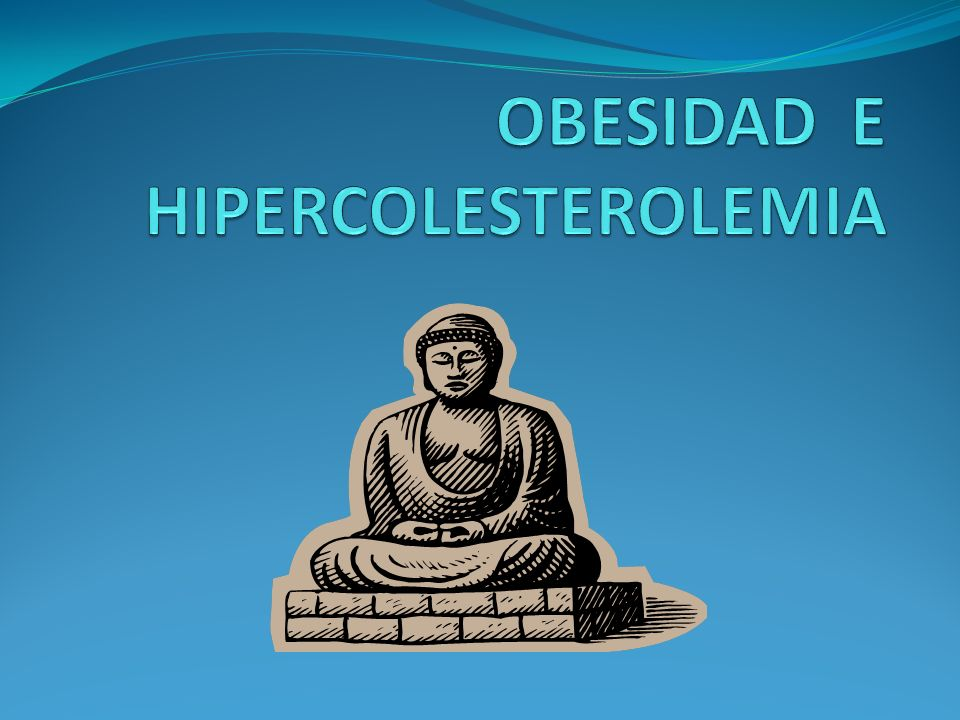 OBESIDAD E HIPERCOLESTEROLEMIA