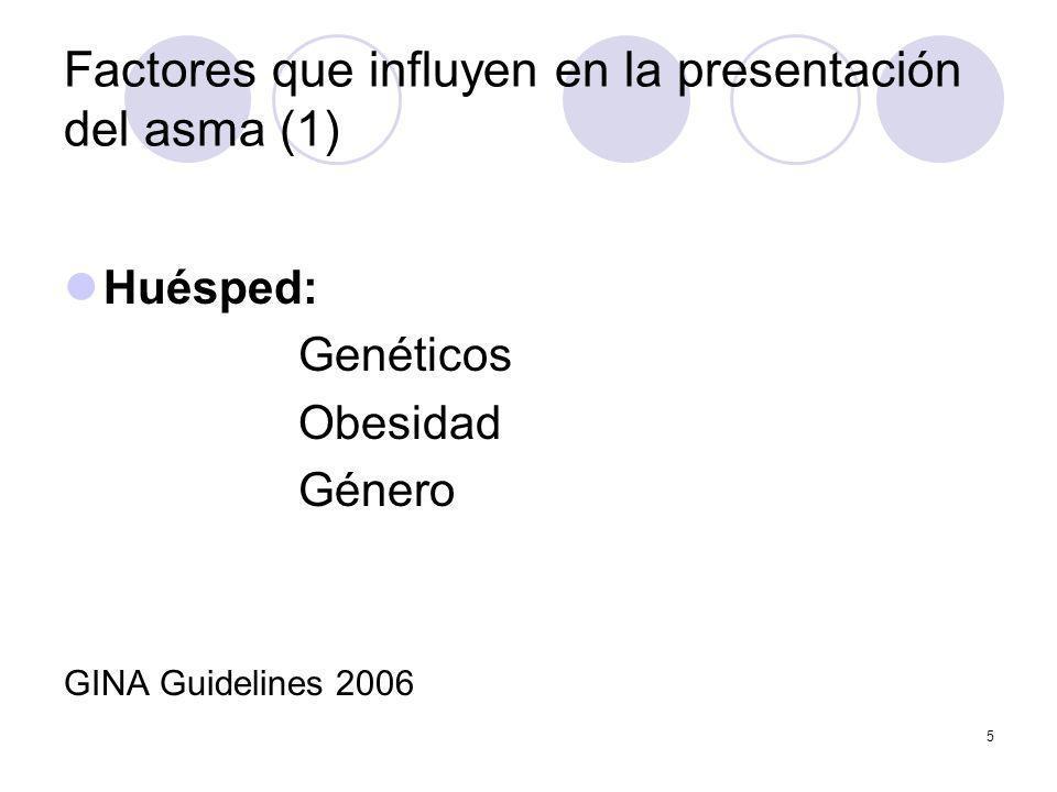 Factores que influyen en la presentación del asma (1)