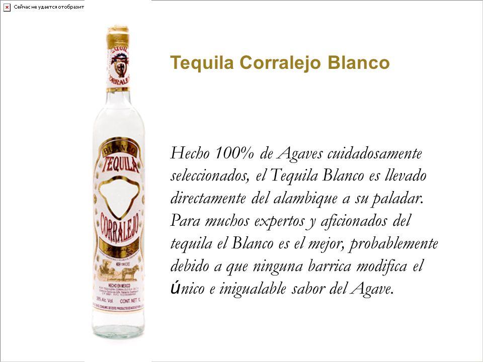 Tequila Corralejo Blanco