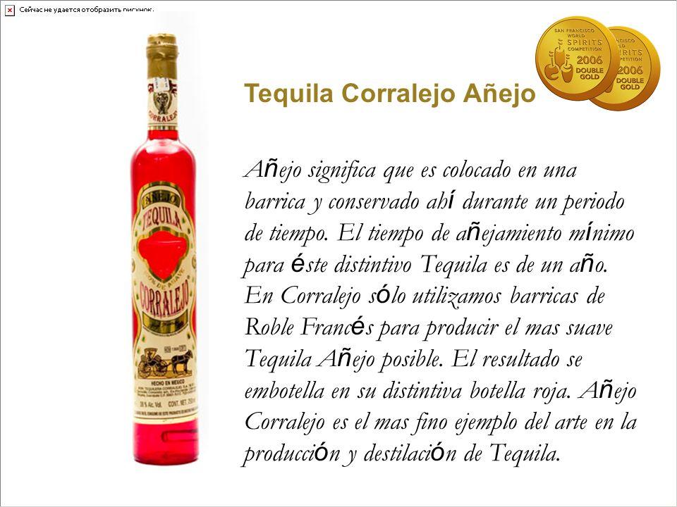 Tequila Corralejo Añejo