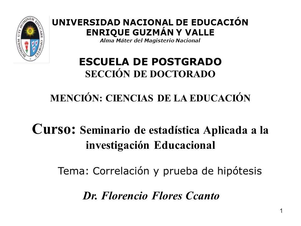 UNIVERSIDAD NACIONAL DE EDUCACIÓN