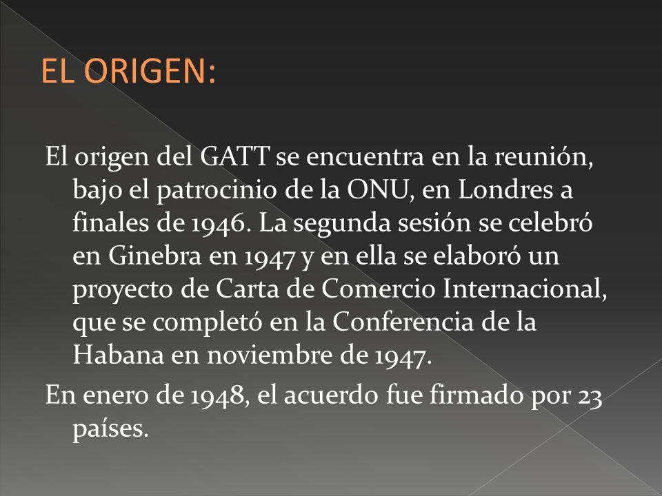 EL ORIGEN: