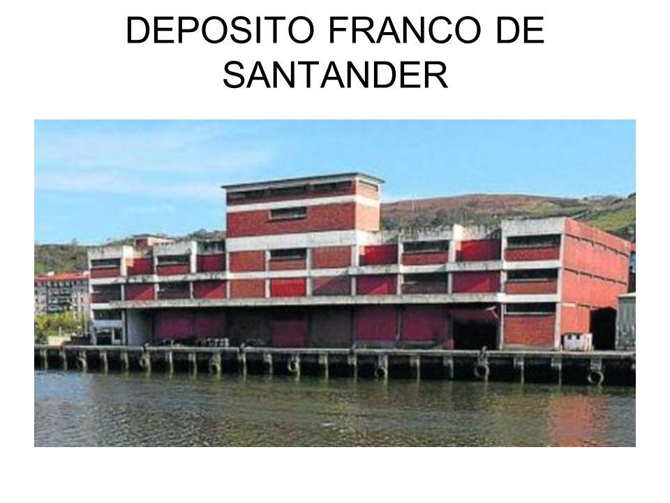 DEPOSITO FRANCO DE SANTANDER