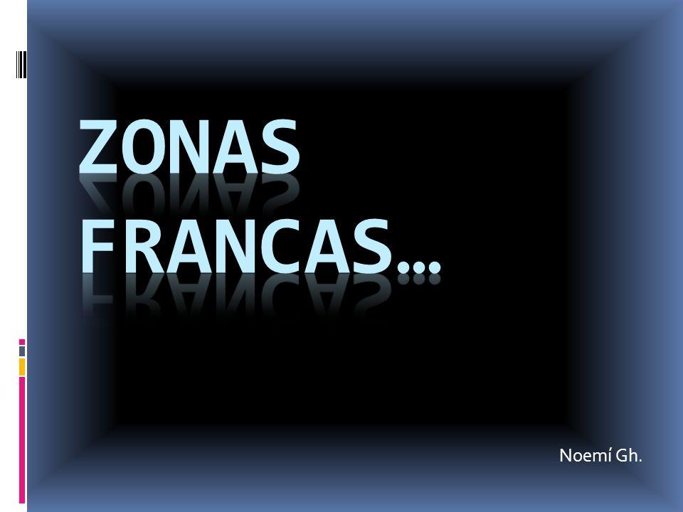 zonaS francAS… Noemí Gh.
