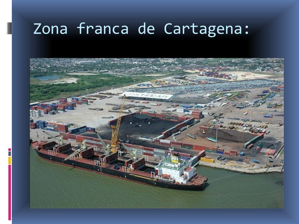 Zona franca de Cartagena: