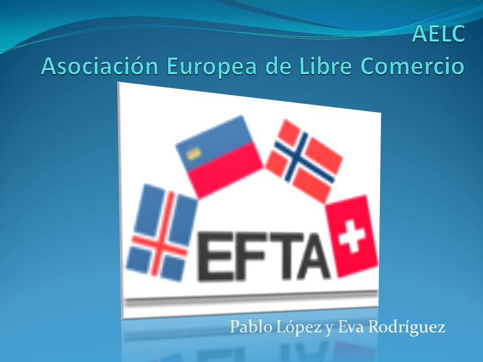 AELC Asociación Europea de Libre Comercio