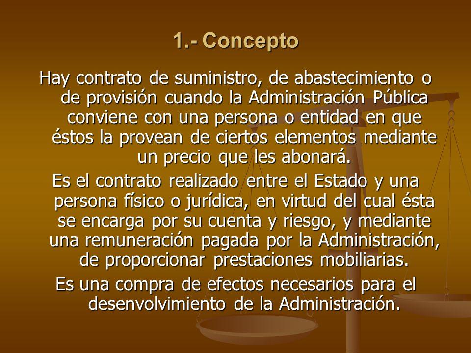 1.- Concepto