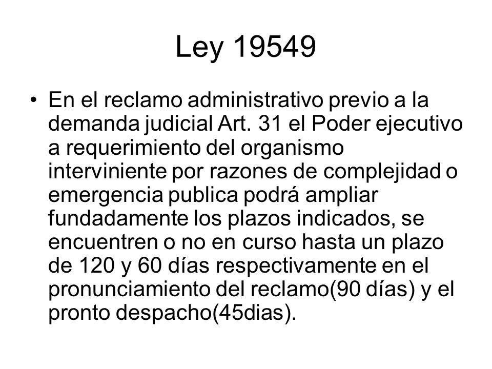 Ley 19549