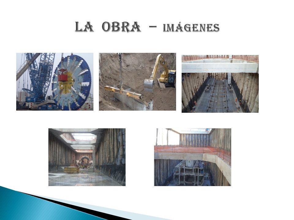 LA OBRA - imágenes